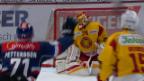 Video «Lions drehen auch das zweite Duell gegen Langnau» abspielen