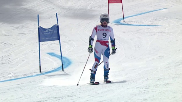 Video «Ski WM, Vail/Beaver Creek, Rs: Out von Gut» abspielen