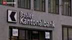 Video «Basler Kantonalbank einigt sich im ASE-Fall» abspielen