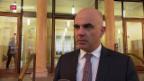 Video «Erneuter Anlauf für Rahmenabkommen mit EU» abspielen