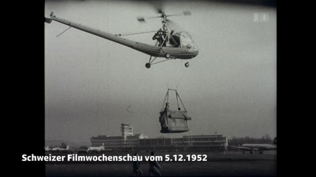 Video «Vom 5. Dezember 1952» abspielen