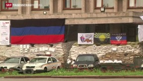 Video «Russland beendet Grenzmanöver» abspielen