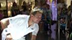 Video «Stan Wawrinka überrascht Fans» abspielen