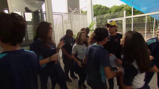 Video «Formel 1: Zu Besuch in Felipe Nasrs Heimat Brasilien (englisch)» abspielen