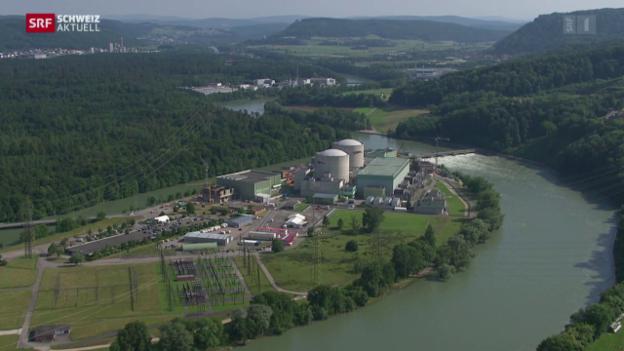 Video «Schweiz aktuell vom 20.08.2015» abspielen