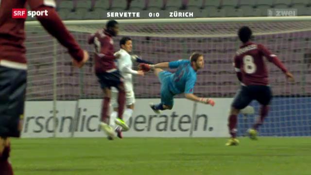 Fussball: Servette - FC Zürich