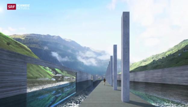 Video «Schweiz aktuell vom 01.09.2014» abspielen