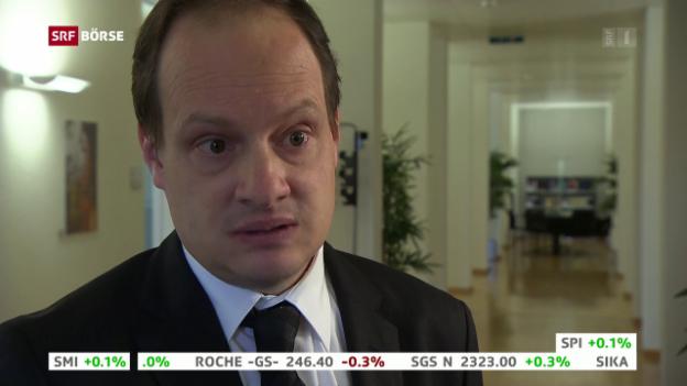 Video «SRF Börse vom 10.10.2017» abspielen