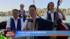 Video «Jubilar Röbi Odermatt und Ländlerkapelle» abspielen