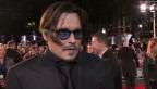 Video «Ein Schatten seiner selbst: Johnny Depp im Tief» abspielen