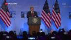 Video «Trump bringt Nato-Gipfel an den Rand des Scheiterns» abspielen