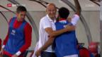 Video «Sion mit furiosem Schlussspurt gegen Vaduz» abspielen