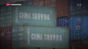 Video «Freihandelsabkommen mit China bringt erst wenig» abspielen