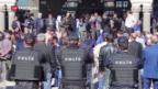 Video «HDP setzt Mitarbeit im türkischen Parlament aus» abspielen