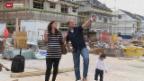 Video «Bauprojekt nimmt Formen an – 3. Teil der Wochenserie» abspielen