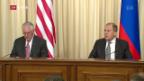 Video «FOKUS: US-Aussenminister Tillerson besucht Moskau» abspielen