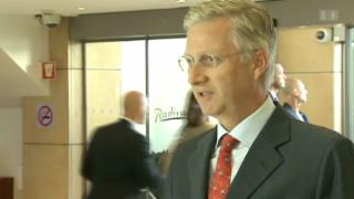 Video «Belgiens nächster König: Prinz Philippe» abspielen