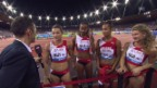 Video ««Der perfekte Abschluss» für die Schweizer Staffel» abspielen