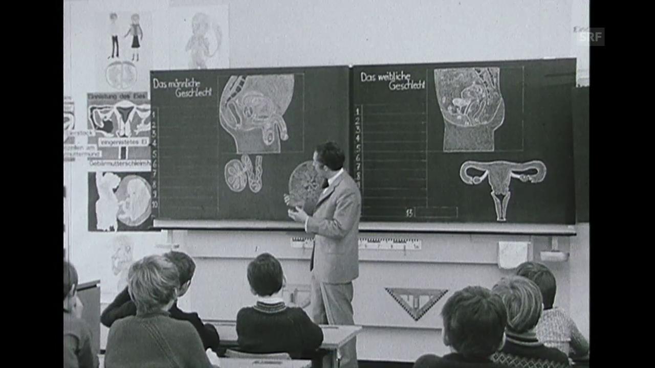 So sagt er es den Schülern (Tips für Sie, 27.02.1971)