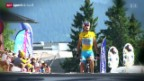 Video «Rad: Tour de France, Rückblick auf die 101. Austragung» abspielen