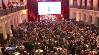 Video «Van der Bellen triumphiert erneut» abspielen