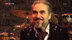 Video ««Hüh!» – Stephan Eicher setzt auf fetzige Blasmusik» abspielen