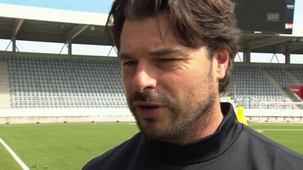 Video «Fussball: Ciriaco Sforza im Interview, Teil 2» abspielen