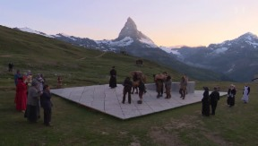 Video ««The Matterhorn Story»: Freilichttheater zum Jubiläum» abspielen