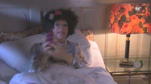 Video «Ein praktischer Tipp von Frau Schruppatelli» abspielen
