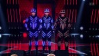 Video ««The Blackouts» zeigen Tanz mit LED-Effekten» abspielen