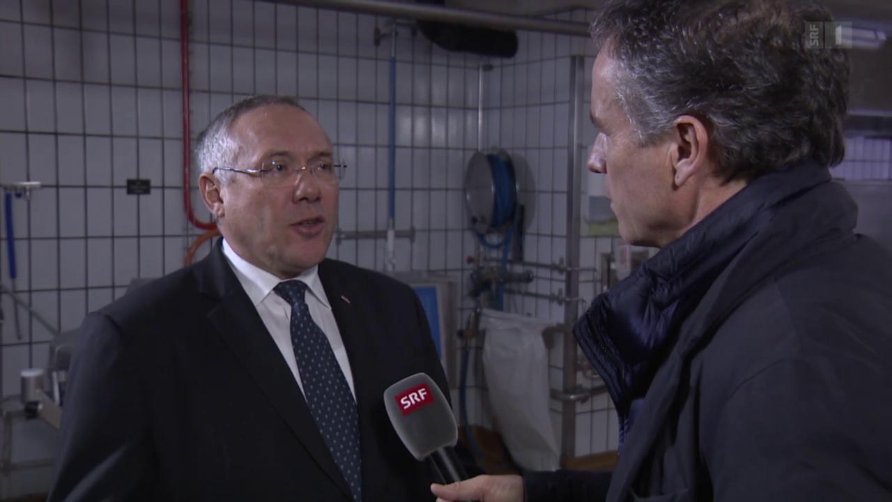 Gespräch mit Albert Baumann, Micarna