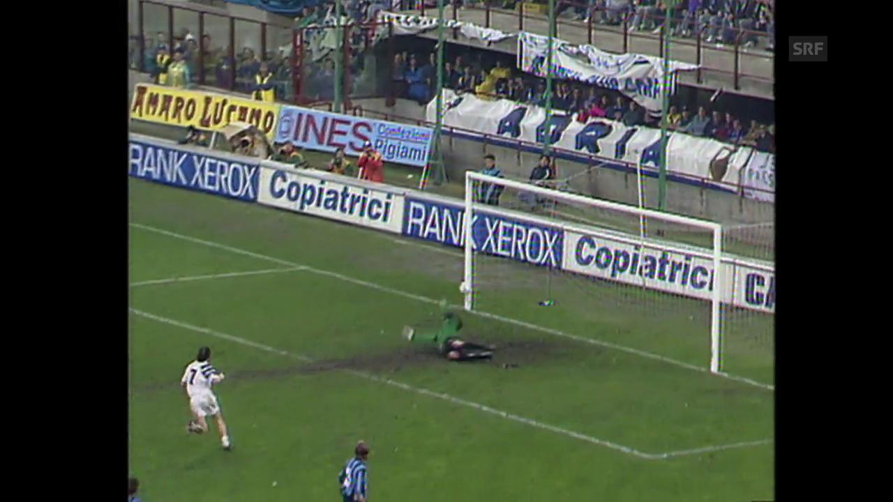 Spektakel im Final 1994