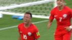 Video «Chile müht sich in den Halbfinal» abspielen
