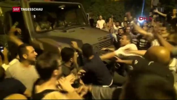 Video «Tagesschau vom 16.07.2016, 19:30» abspielen