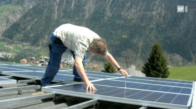 Sonnenenergie: Das ungenutzte Riesenpotenzial