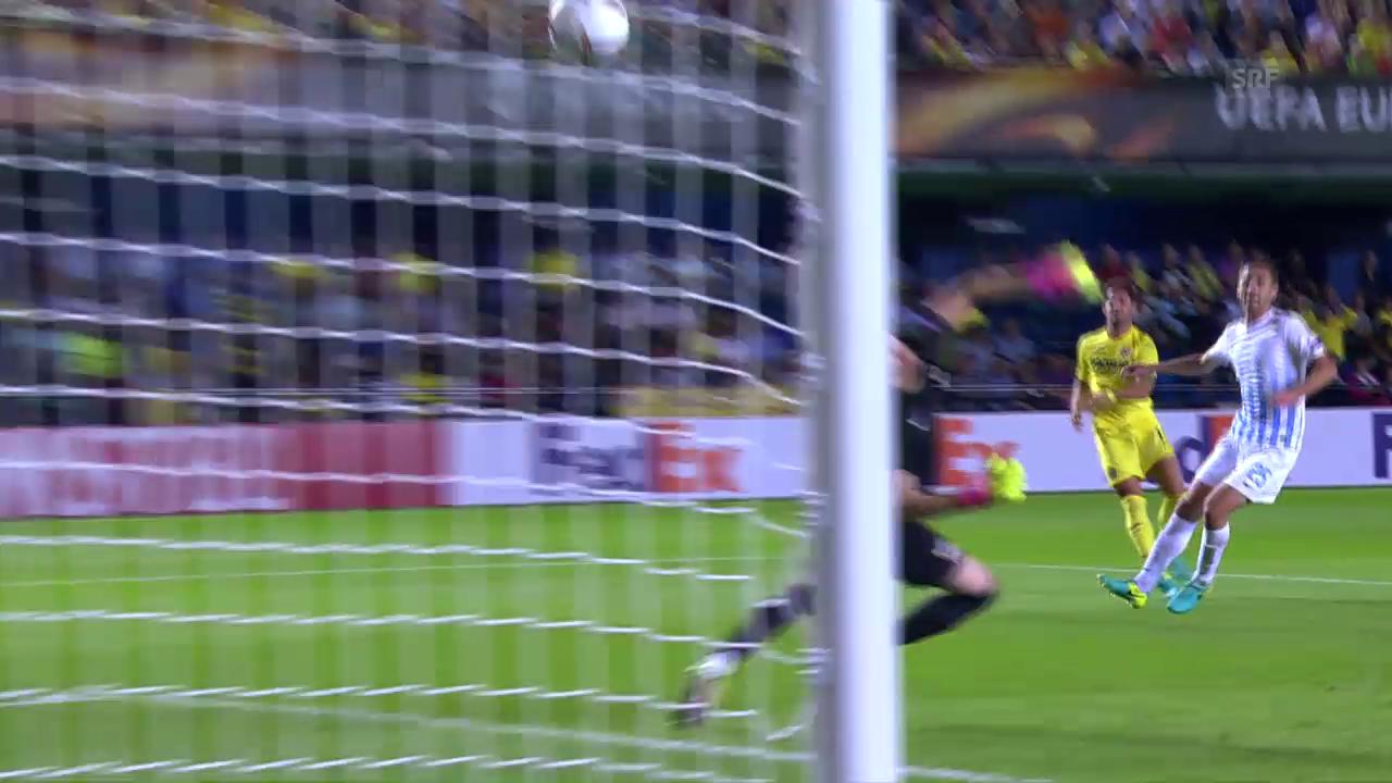 Dank Pato: Villarreal bezwingt den FCZ