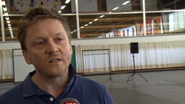 Video «Regisseur Andreas Gergen über Luca Hänni» abspielen