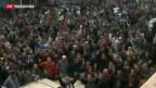 Video «Ausnahmezustand in Ägypten» abspielen