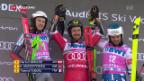 Video «Hirscher triumphiert erneut am Chuenisbärgli» abspielen