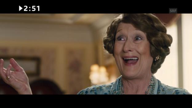 Video «Filmstart diese Woche: «Florence Foster Jenkins»» abspielen