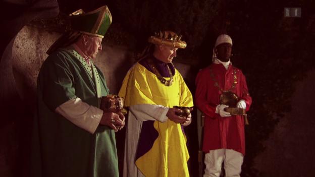 Video «Weihrauch, Gold und Myrrhe» abspielen