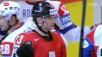 Video «Eishockey: Ruhetag für Nati an der WM» abspielen