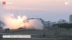 Video «Israel setzt auf High-Tech-Raketenschild» abspielen