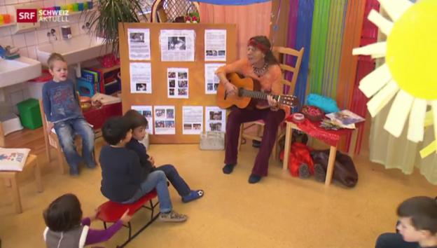 Video «Kindergärtnerin wandert aus» abspielen