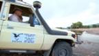 Video «Fahrt mit Hindernissen in Namibia» abspielen
