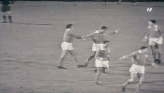 1962: Benfica - Real 5:3 in Amsterdam