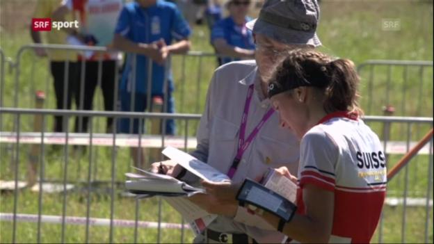 Video «OL: WM-Vorschau («sportpanorama»)» abspielen