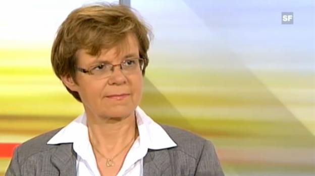 Video «Interview mit Irene Bopp-Kistler, leitende Ärztin Memory-Klink Waid/ZH» abspielen