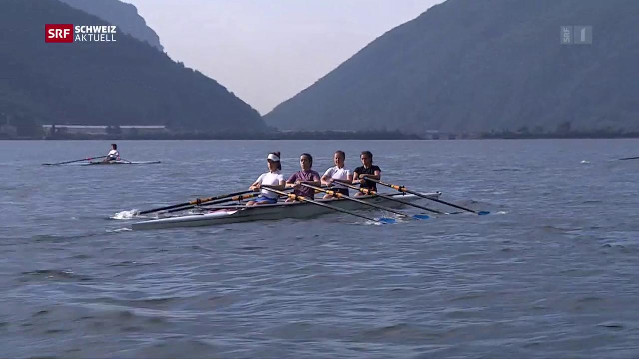 Ticino Sportivo: Rudern