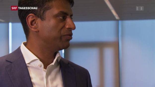 Video «Der neue Mann bei Novartis» abspielen